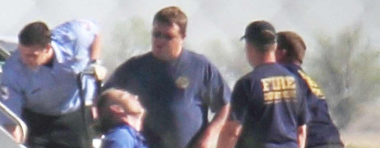 Clayton Osbon, quien piloteaba un avión de Jet Blue, se descontroló y comenzó a gritar aparte de dirigir la nave erráticamente en marzo del 2012. El copiloto tuvo que tomar el control. El aterrizaje se produjo en el aeropuerto internacional Rick Husband de la localidad de Amarillo, en Texas, un par de horas luego de haber despegado del aeropuerto internacional John F. Kennedy en Nueva York. El vuelo se dirigía a Las Vegas. No hubo ningún herido.