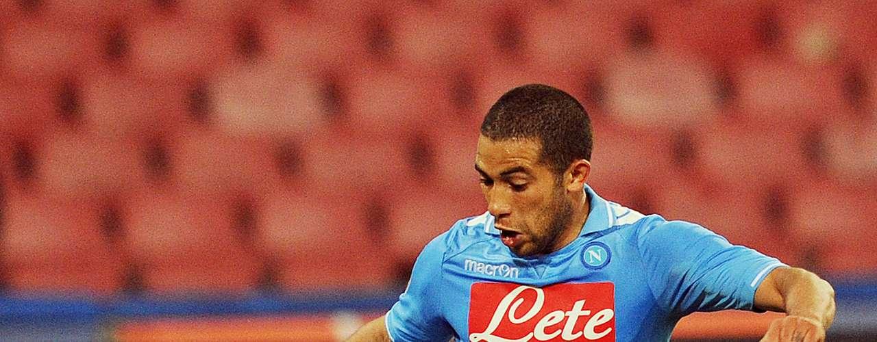 WALTER GARGANO: el uruguayo del Nápoles podría convertirse en nuevo jugador del Wigan Athletic.
