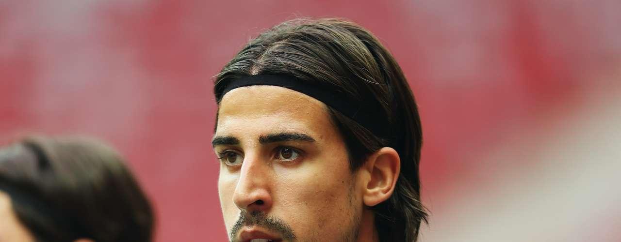 SAMI KHEDIRA: el Milan quiere al volante alemán para sustituir a Genaro Gatusso, que ya lleva 13 años en los Rossoneros.