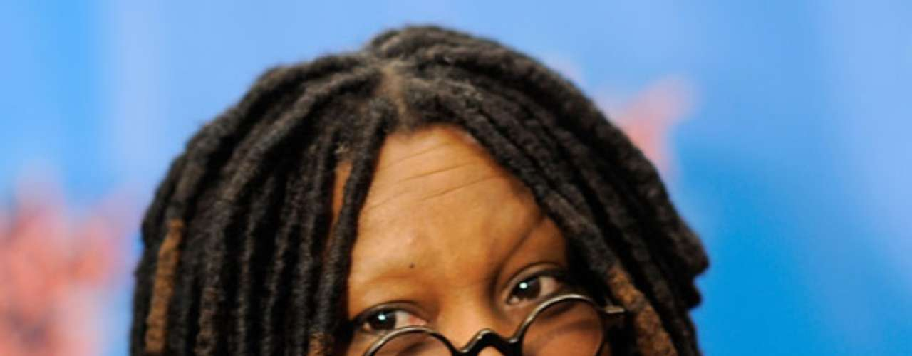 Whoopi Goldberg. \