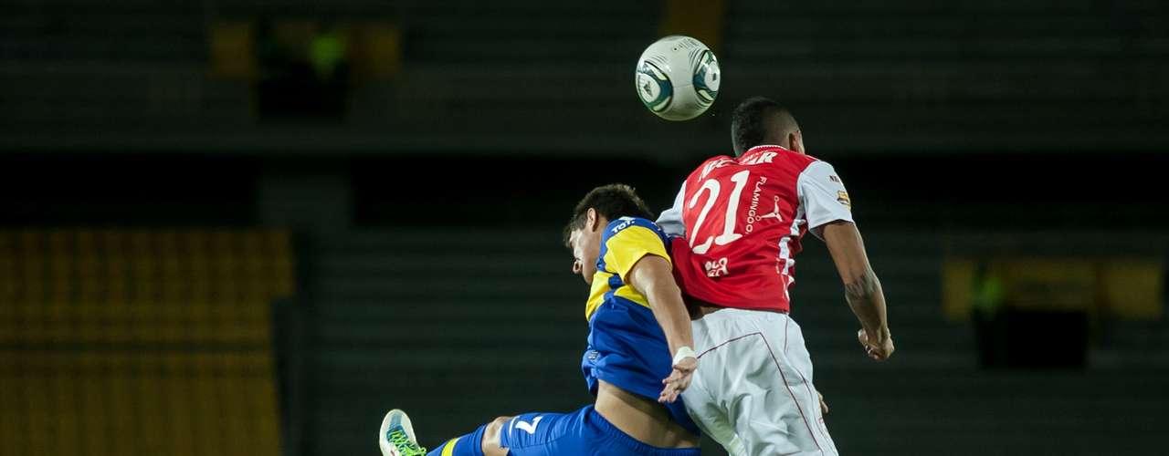 Independiente Santa Fe mostró un equipo mixto para enfrentar a Boca Juniors, en juego final por el Torneo Internacional de Verano.
