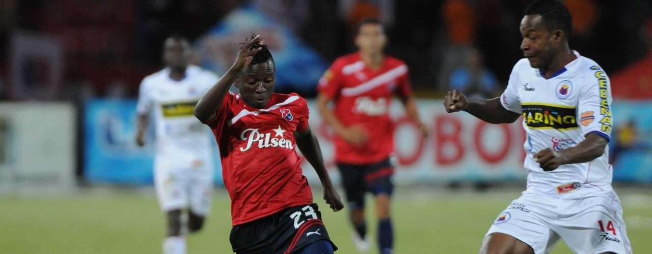 Con anotación de Germán Ezequiel Cano, el DIM sumó sus tres primero puntos en la Liga Postobón 2 al vencer al Pasto.