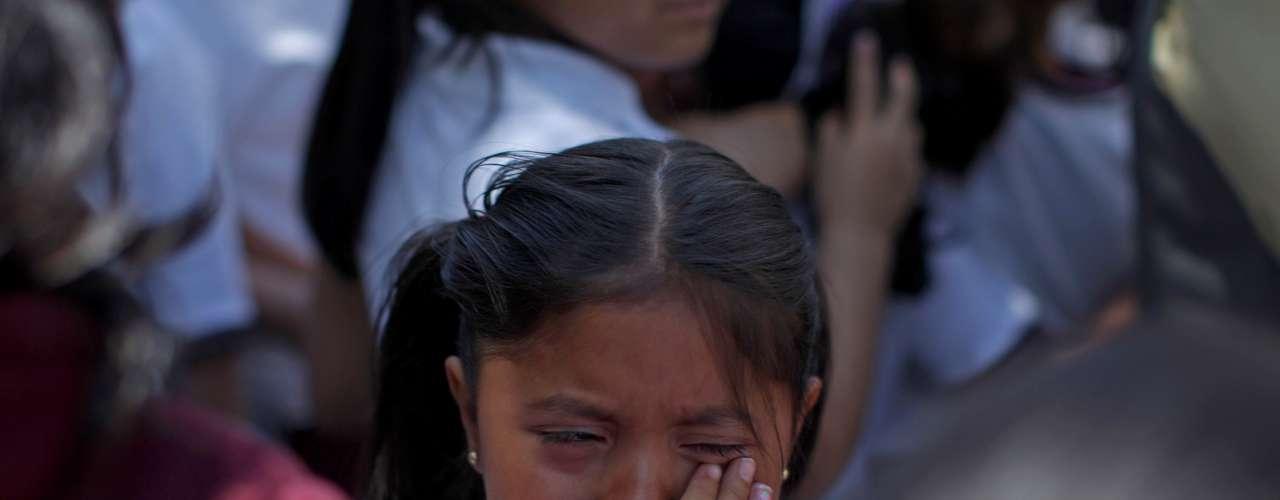 Alrededor de cuatro de cada 10 niños de entre seis y 12 años ha sufrido acoso escolar en México.