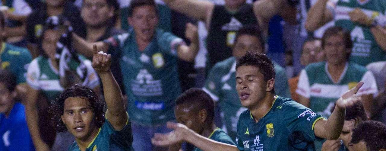 Defensive Midfielder - Carlos Alberto Pena - León. The midfielder had two goals in trouncing of Tijuana.