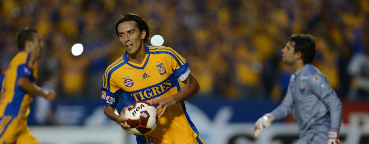 Attacking Midfielder- Lucas Lobos - Tigres. The captain helped lead the pack to a tie against Atlante with the lone goal.