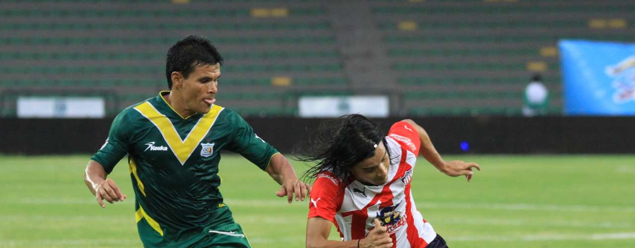 Junior no jugó un gran partido, pero se llevó un empate como visitante.