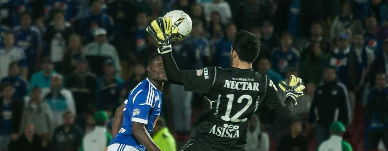 Precisamente con salidas rápidas estuvo cerca de anotar el tercer gol el onceno azul.