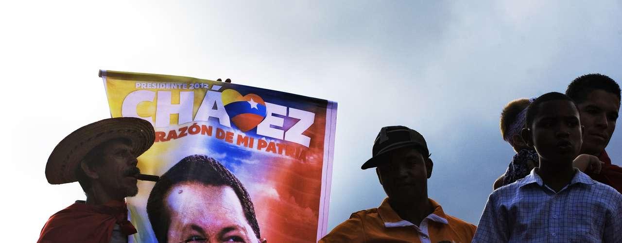 En la lista nergra no podía faltar Venezuela. Washington dice que el gobierno de Hugo Chávez \