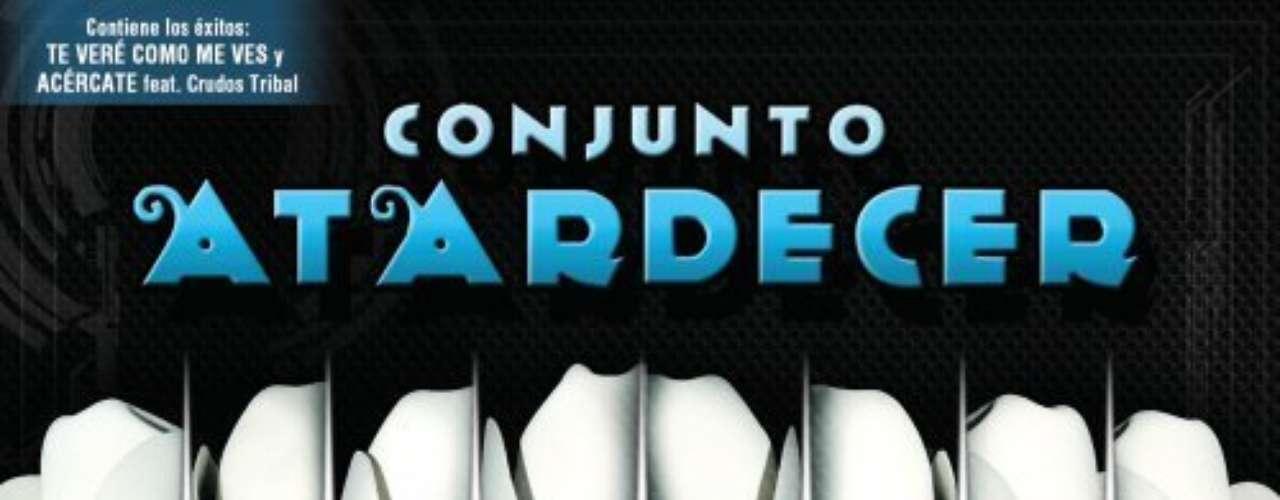 El Conjunto Atardecer, sólo dos semanas después de lanzar su más reciente material discográfico \