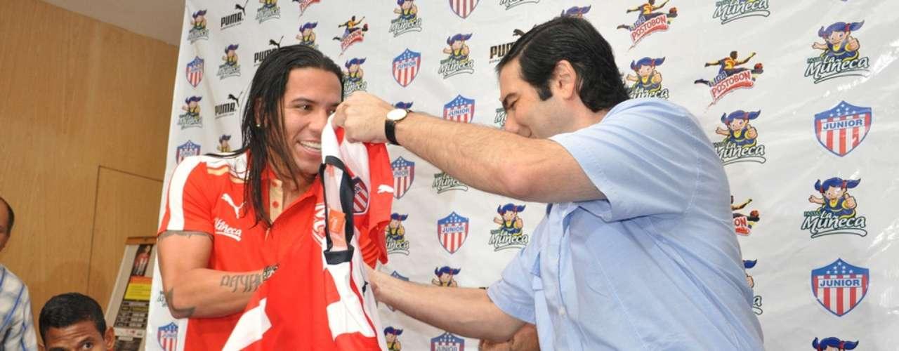 En la rueda de prensa se conoció que Dayro Moreno desechó las ofertas del Colón de Santa Fe y el DC United.