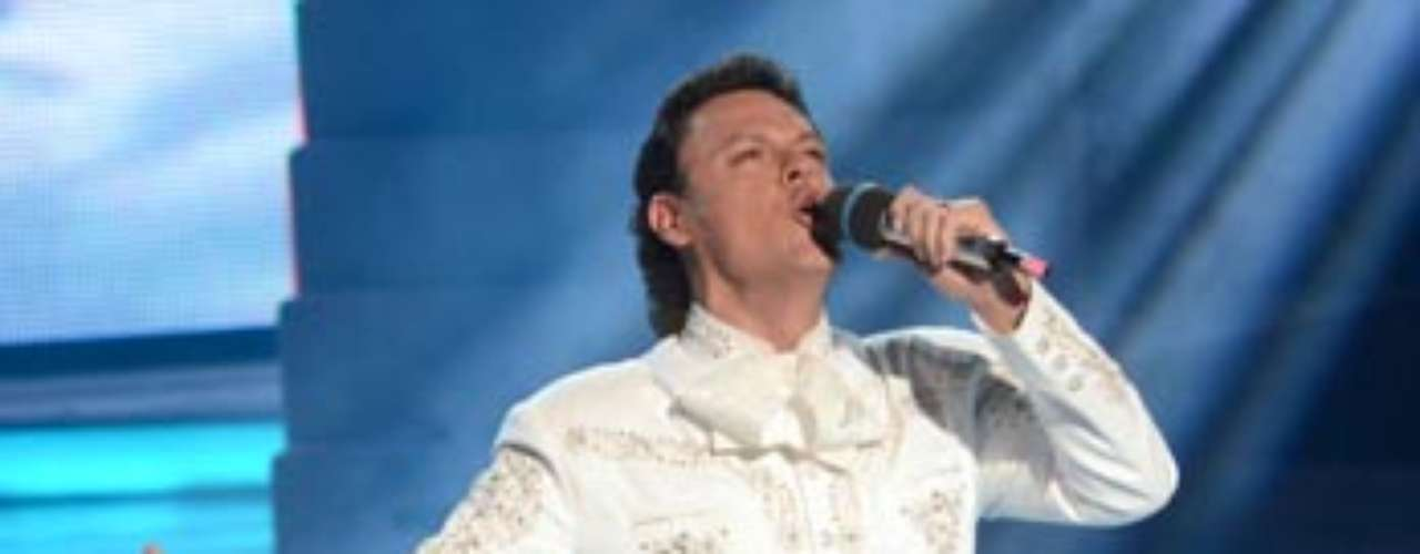 Pedro Fernández, cantará el próximo 5 de agosto ante más de 80 mil personas en el evento denominado \