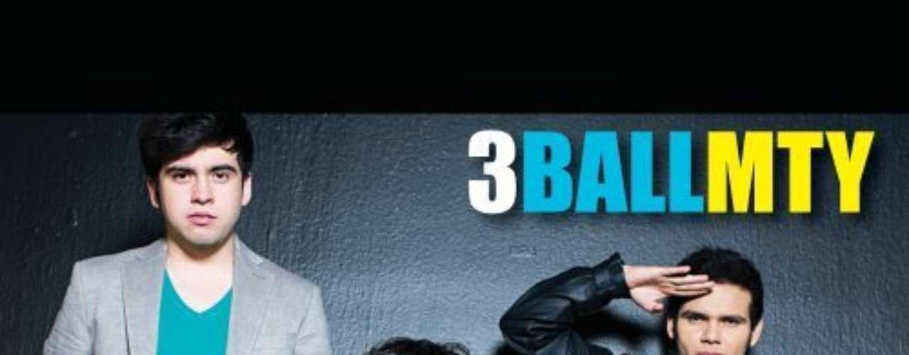 Los chicos de 3Ball MTY, quienes con inigualable talento se han convertido en el fenómeno musical del momento lanzaron la edición \