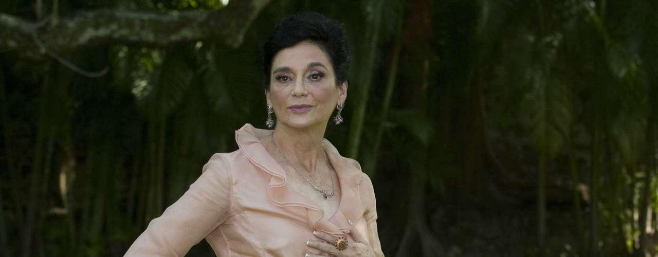 La primera actriz Ofelia Medina regresa a las telenovelas con esta producción de Elisa Salinas.