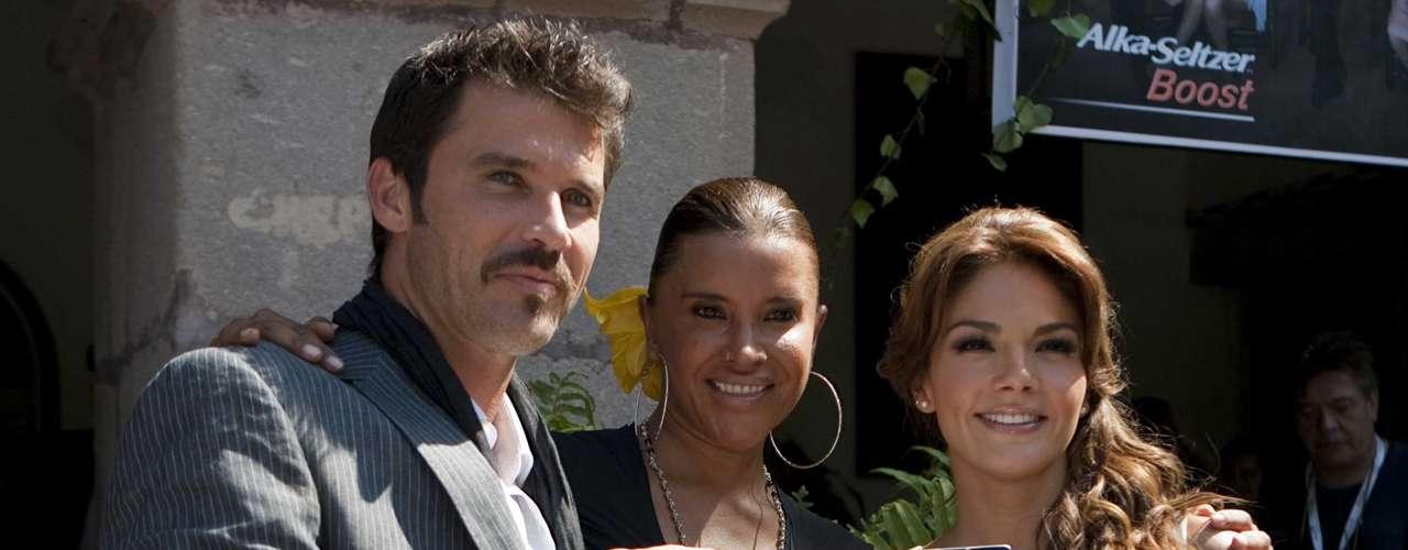 Elisa Salinas regresa a la produción de las telenovelas de la mano de Pedro Lira.