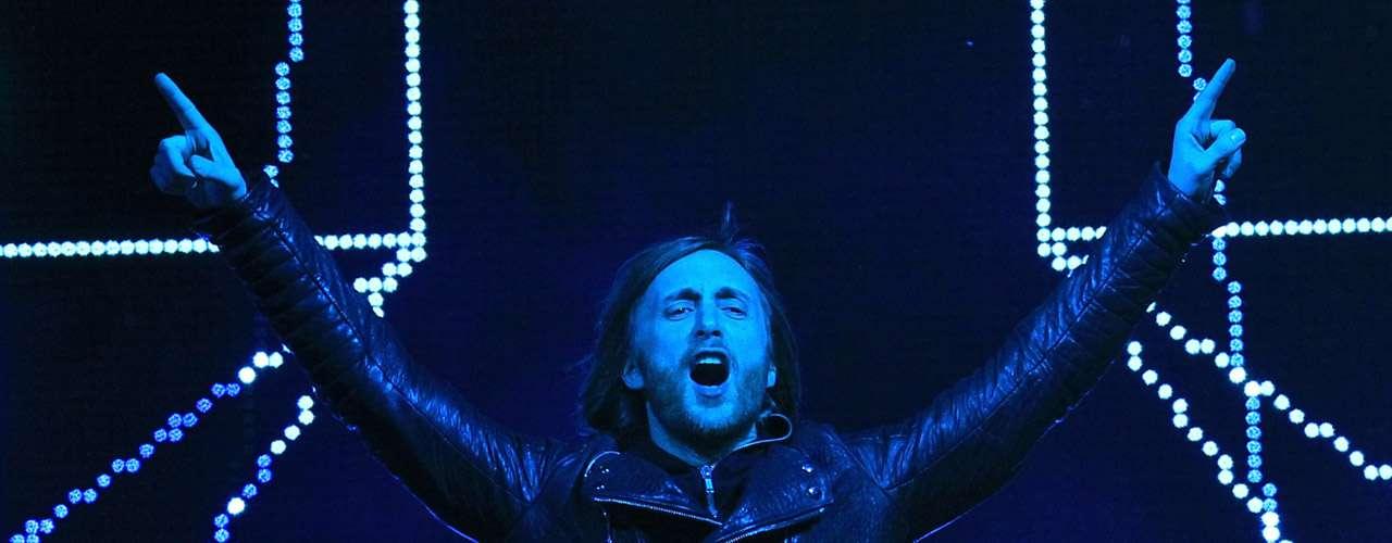 David Guetta, creador de éxitos como \