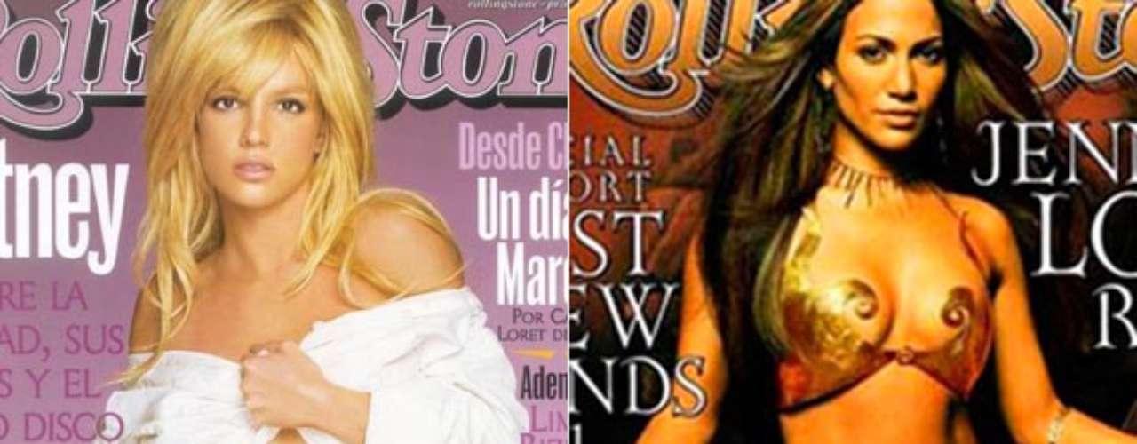 A lo largo del tiempo la revista musical especializada Rolling Stone, ha destacado en su portada a las estrellas más bellas de la industria sonora, generando gran polémica con ellas. Por ello recopilamos las cantantes más atractivas que han pasado por la reconocida publicación.