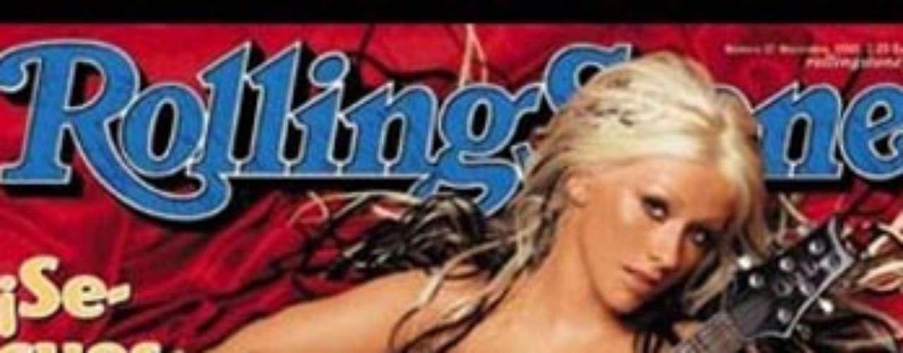 Christina Aguilera - 2003