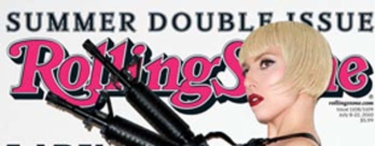 Lady Gaga - 2010.