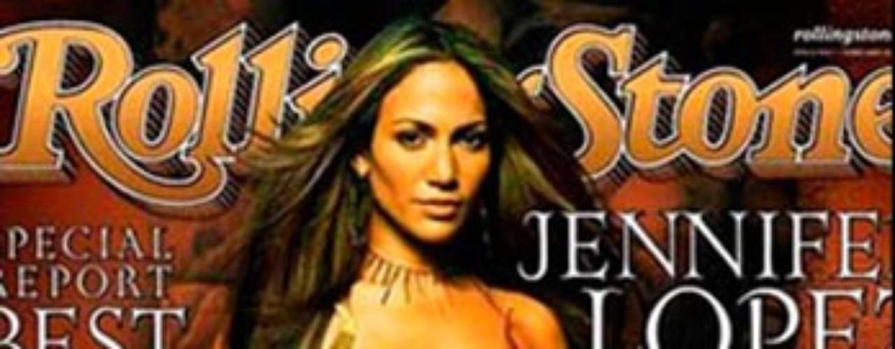 Jennifer López - 2003.