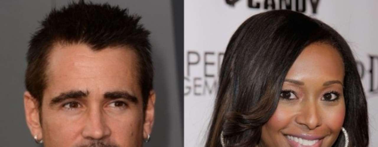 Otro de las celebridades cuyo video íntimo vio la luz pública y también es uno de los más buscados en la red es el protagonizado en 2006 por el actor Colin Farrel con la modelo Nicole Narain, cuya búsqueda en la red es del 3.6%.