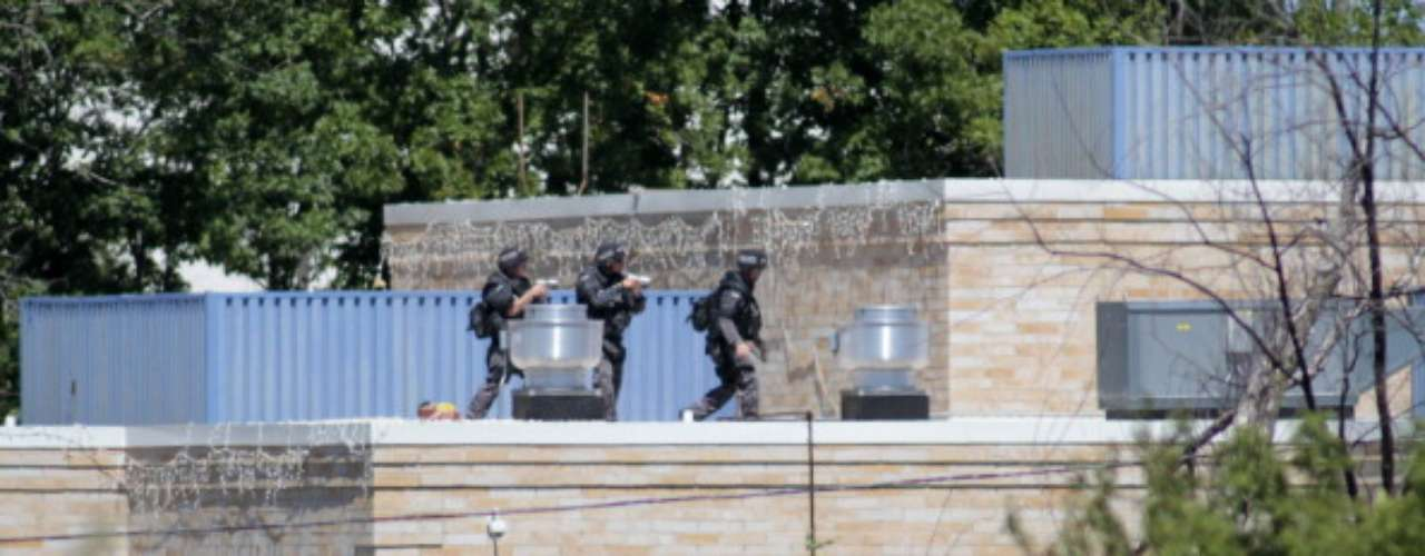 El FBI determinó que el tiroteo que se produjo este domingo en un templo sij fue producto de 'terrorismo doméstico', pero aún se desconocen las causas del mismo.