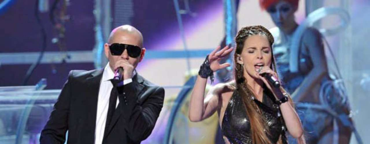 Belinda ft. Pitbull - \