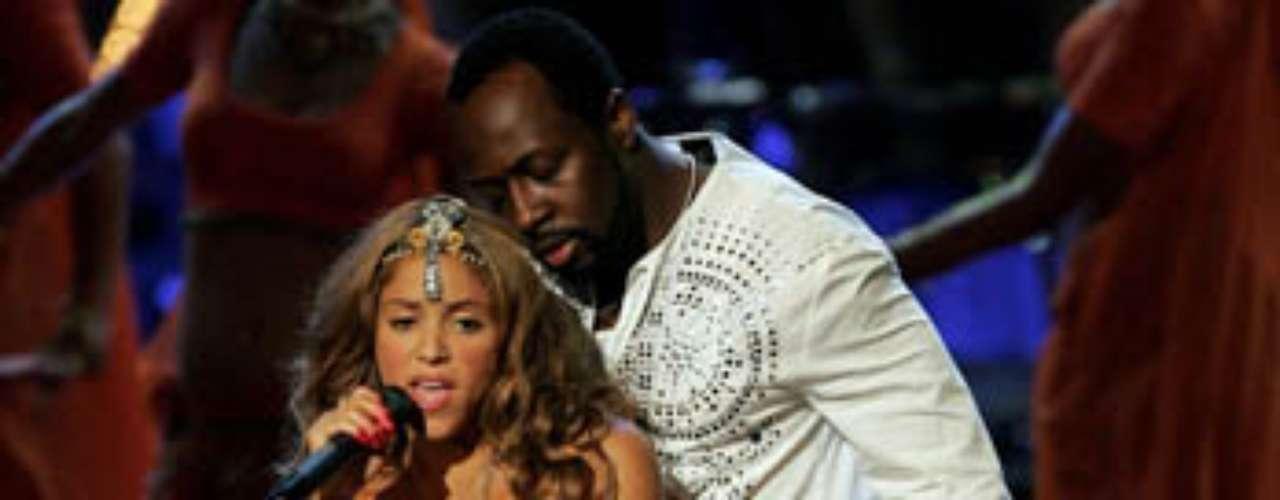 Shakira ft. Wyclef Jean - \