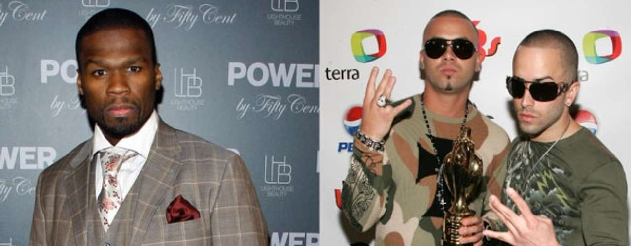 50 Cent ft. Wisin y Yandel - \
