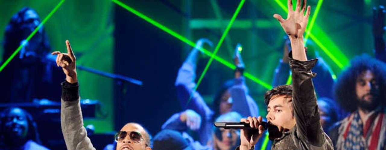 Enrique Iglesias ft. Ludacris - \