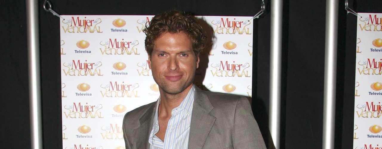 Mauricio Martínez sigue dando pasos dentro de los melodramas en la telenovela que entrará en el horario de 'Cachito del Cielo'.