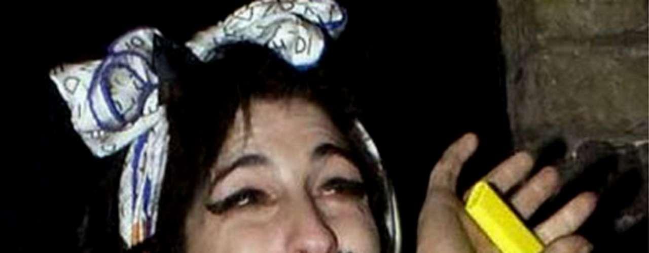 Amy Winehouse. Para nadie es un secreto que la fallecida cantante británica era una constante consumidora de marihuana. Amy murió el 23 de julio del 2011, al parecer por una sobredosis.