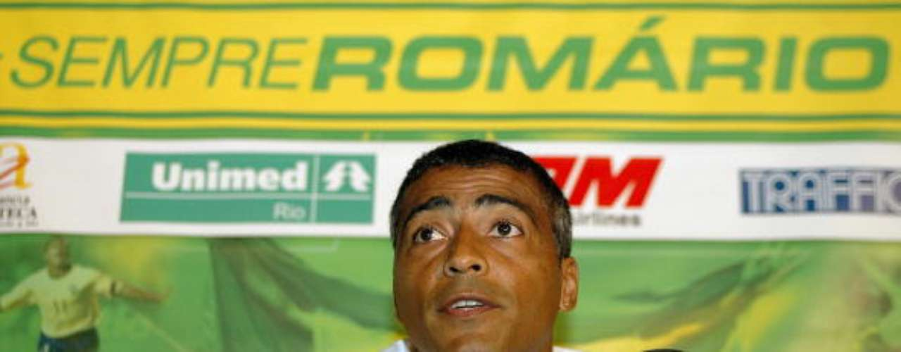 Romario also rejected the idea of monogamy I am a hundred percent unfaithful. Im defined as a ladys man and in the peak of my promiscuity, I had sex with three women in one day.