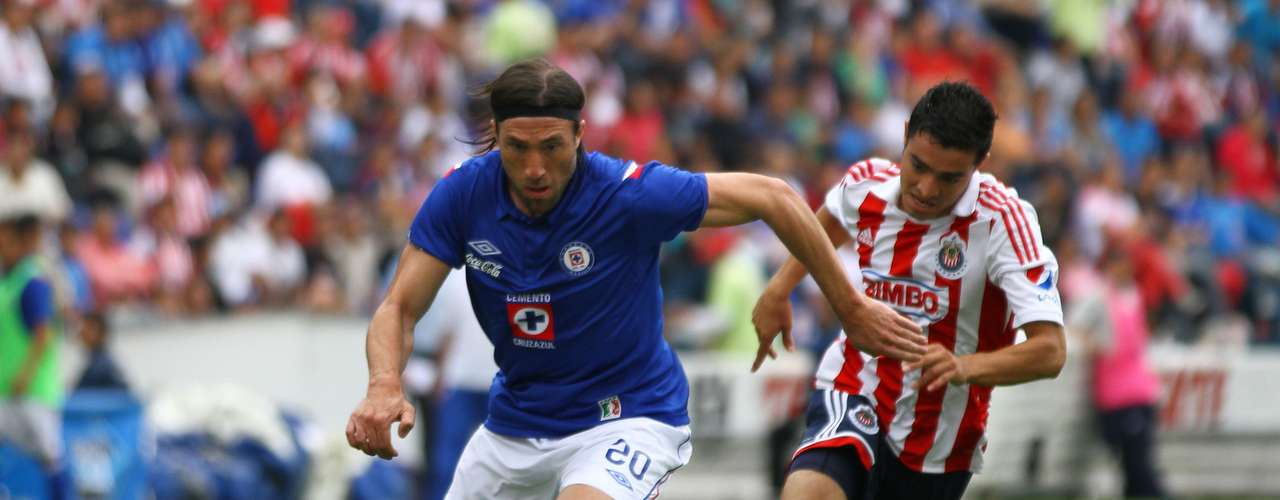 Mariano Pavone needs to step up his game to be a threat up top after disappointing games against Chivas and Puebla.