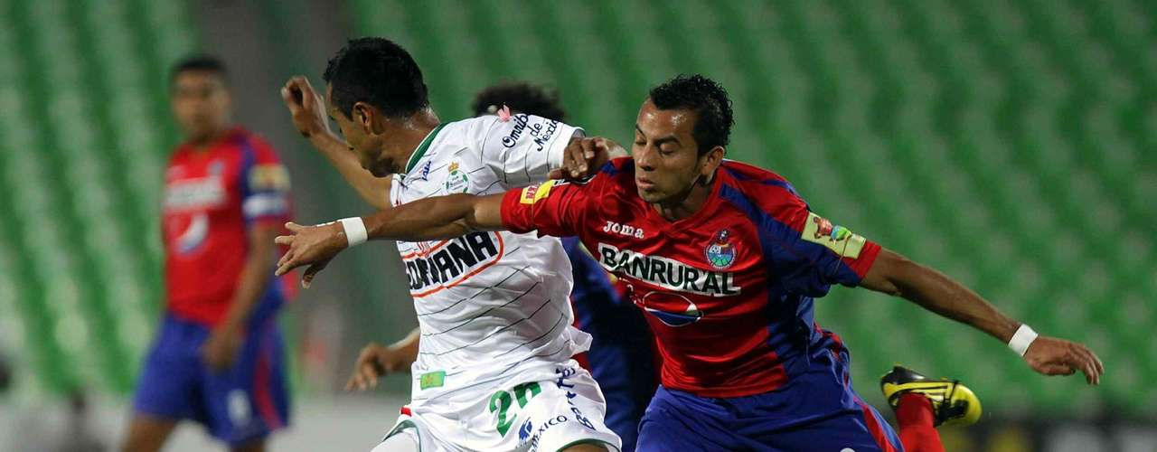 The 6-1 defeat by Santos against Municial de Guatemala, in the CONCACAF Champions League, on October 19 2010, was mentioned in FIFAs match fixing investigations.