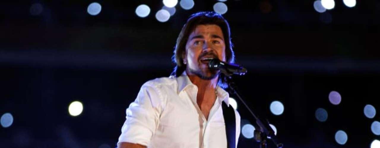 A los grandes logros de Juanes se suma el haber sido incluido en la lista \
