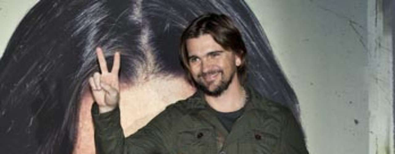 A la par de las rumba por un año más de vida, Juanes promociona por toda América Latina, \