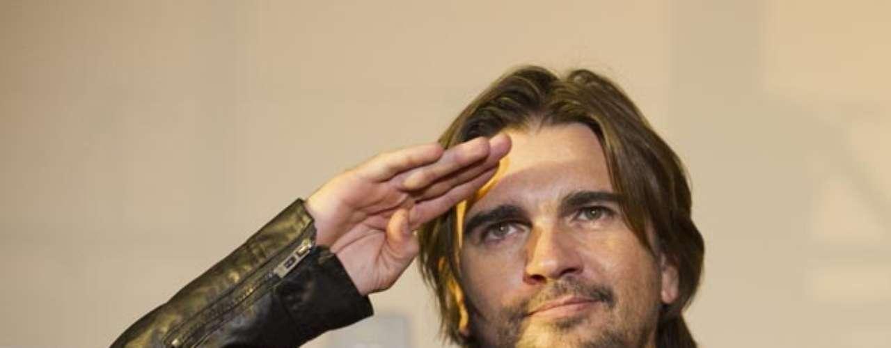 Juanes, celebra su cumpleaños número 40 agradecido por el amor de su familia e inmerso en plena promoción del álbum \