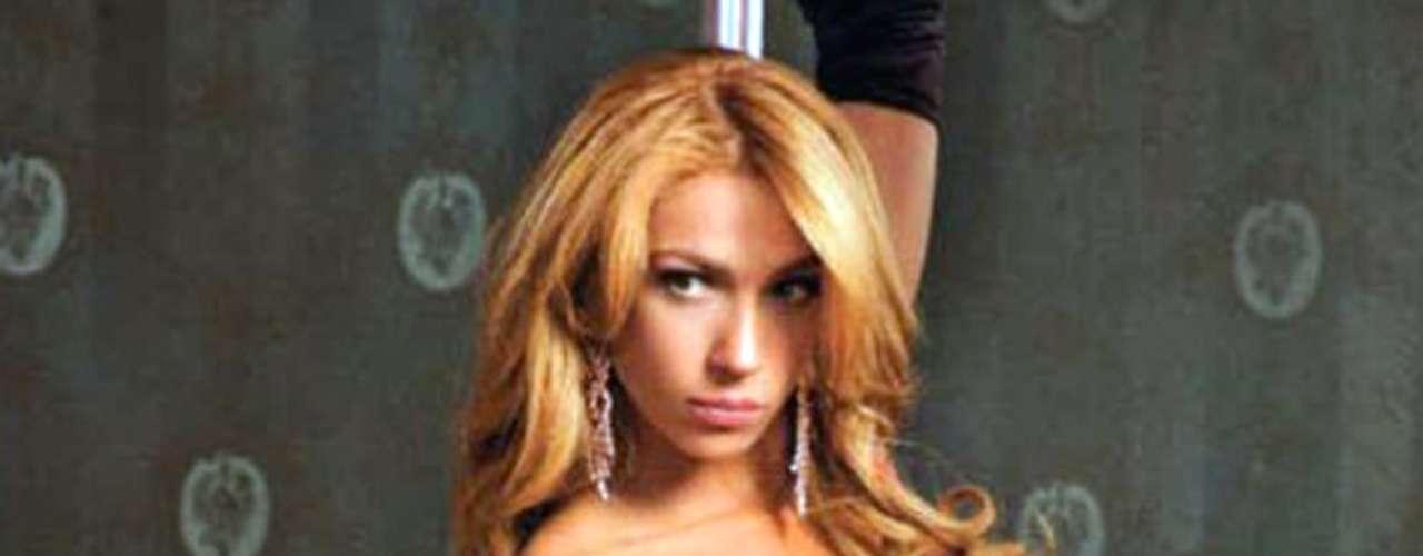 A pesar de haber aparecido muy sensual en algunas publicaciones, Juliana Rodrigues asegura que también le gusta demostrar su talento.