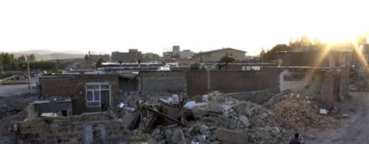 El sábado, Golam Reza Masumi, director de Emergencias Médicas del Ministerio de Salud, ofreció a ISNA unas cifras provisionales de víctimas y señaló que los heridos más graves habían sido trasladados a hospitales de las ciudades de Tabriz y Ardebil.