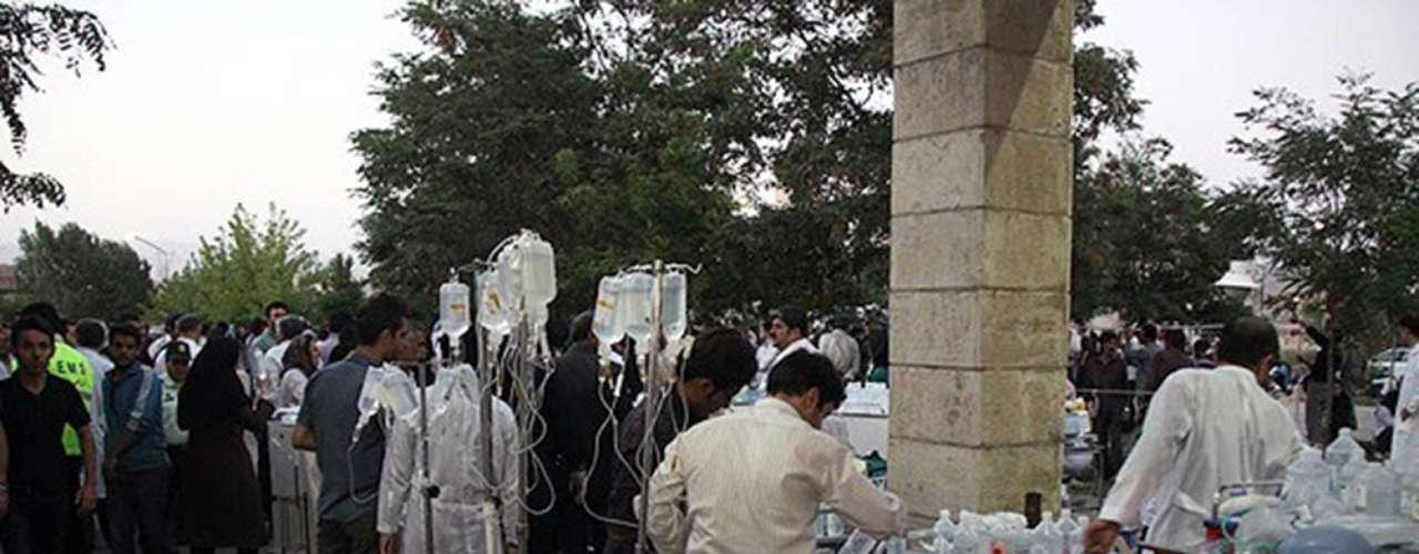 El director provincial de Servicios Forenses, Dahram Samadi Rad, había dicho antes a la agencia estudiantil Isna que los cuerpos llegados a sus dependencias eran 98 pero, \