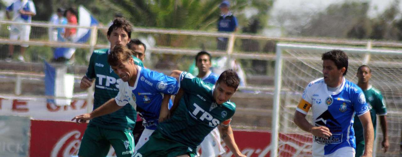 SANTIAGO WANDERERS VS ANTOFAGASTA, ESTADIO PLAYA ANCHA, 20:30 HORAS