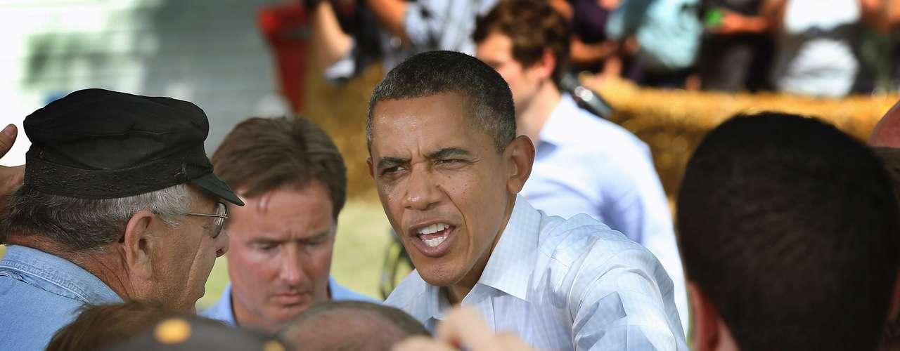 Lo mismo sucederá con los demócratas, quienes del 3 al 6 de agosto se reunirán para confirmar la nominación de Barack Obama, en Charlotte, Carolina del Norte.