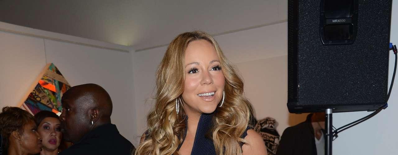 Mariah Carey en la actualidad.