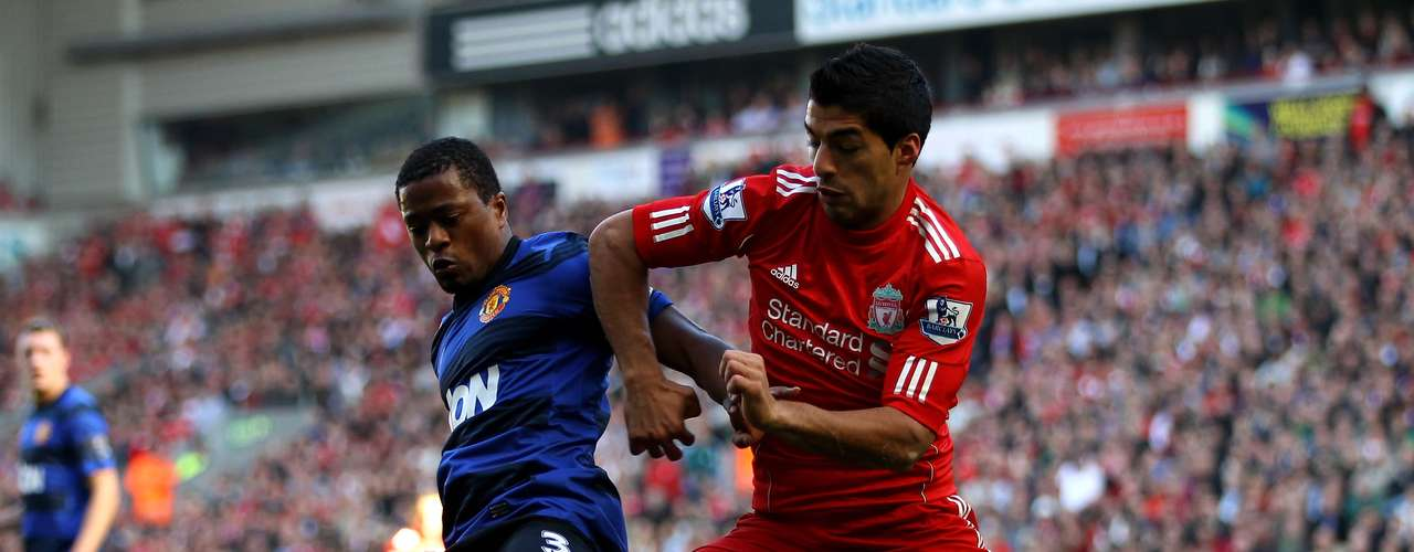 The English Football Federation suspended Luis Suarez eight games and charged him 40,000 pounds for racially insulting Patrice Evra. Jon Terry was absolved in a similar case with Anton Ferdinand.