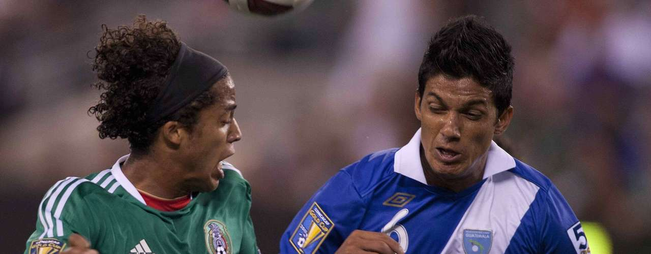 Guillermo Ramirez, Gustavo Cabrera (photo) and Yony Florez, players for the Guatemalan national team, were suspended for attempting to fix a game with the national team.