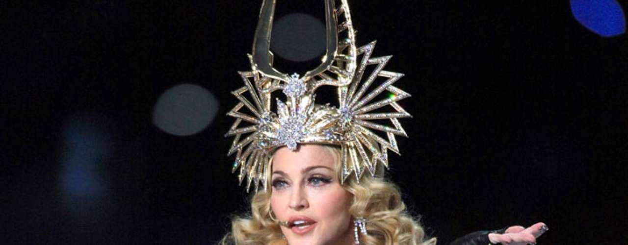 Madonna estrenó en 2012 su disco 'MDNA' con el que la diva reinventa su imagen, una vez más, sin bajarse del trono que le ha pertenecido por más de tres décadas.