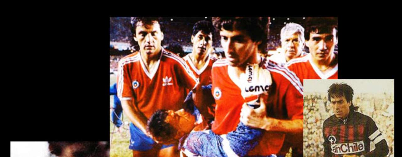 In the Italy 1990 Qualifiers, in a game between Chile and Brazil, Roberto Condor Rojas, Chilean keeper, simulated a face injury to imply the fans had thrown something at him. He was suspended for life although he received amnesty in 2000. The Chilean team would not participate in the 1994 World Cup.