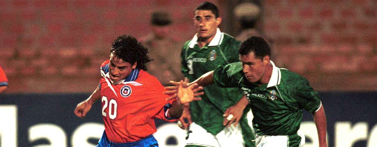 Raul Rodrigo Lara was suspended six months from CONMEBOL competition after testing positive for testosterone in the 1999 Copa America.