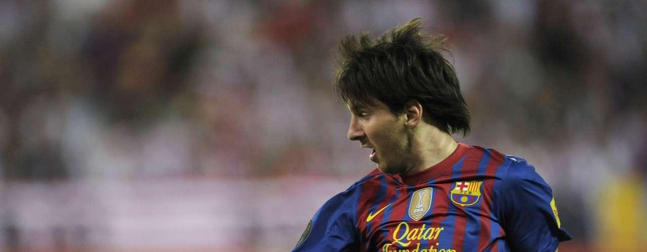 El máximo goleador del Barça, Lionel Messi, peleará por mantener su marca de 50 goles en la temporada 2012-2013.