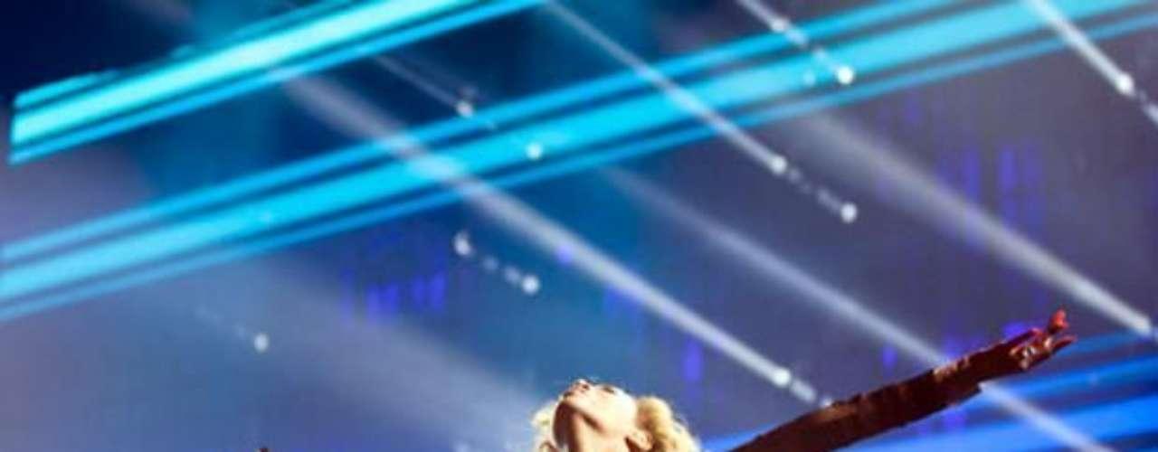 Beyoncé regresó triunfal a los escenarios usando \